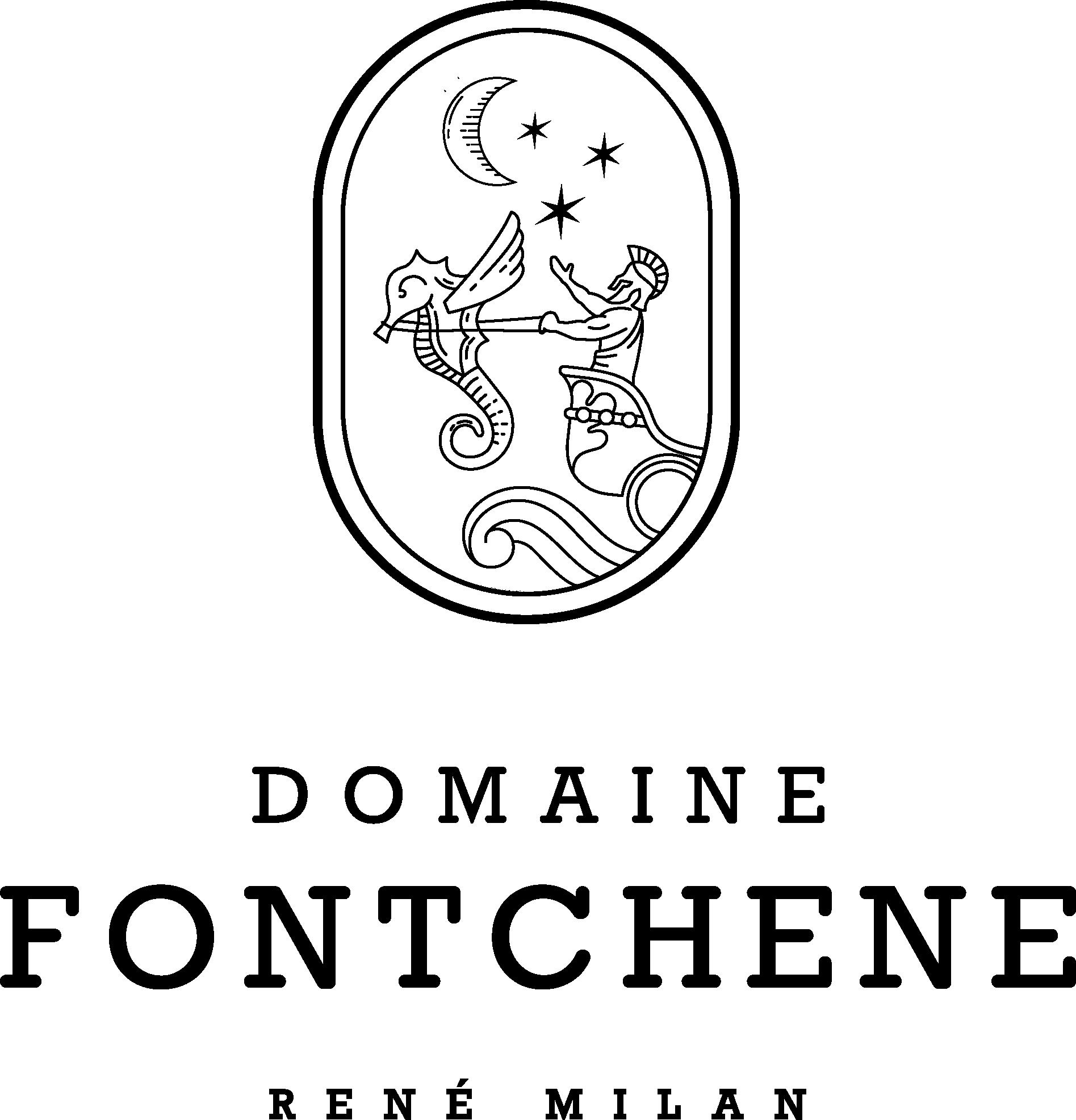 Logo Domaine Fontchene Alpilles