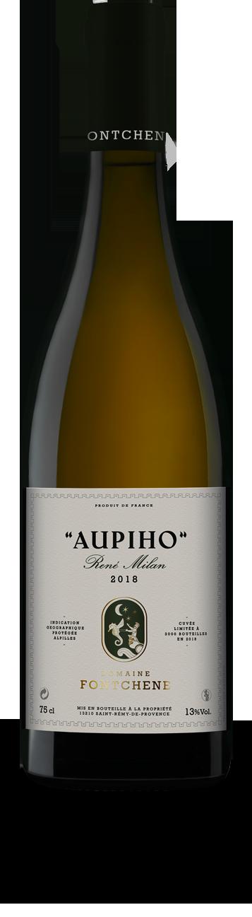 Alpilles Blanc Fontchene Aupiho